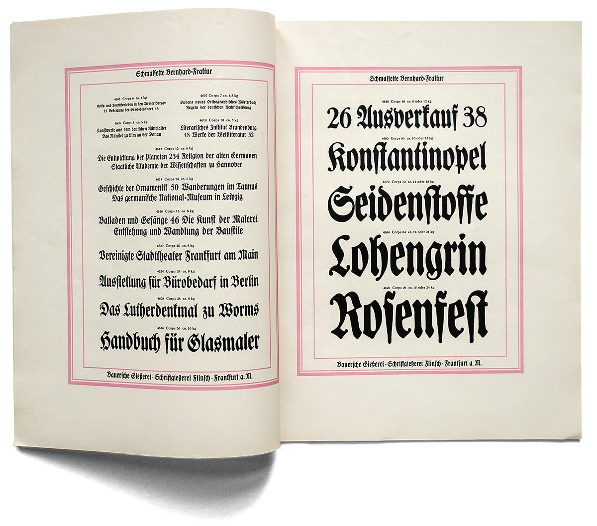Bernhard Schriften 02